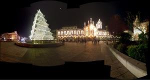 Panorámica - Plaça da República (Braga)