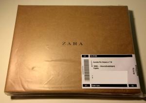 Caja - Zara