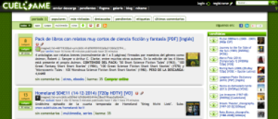 Cuélgame.net