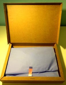 Presentación caja Zara