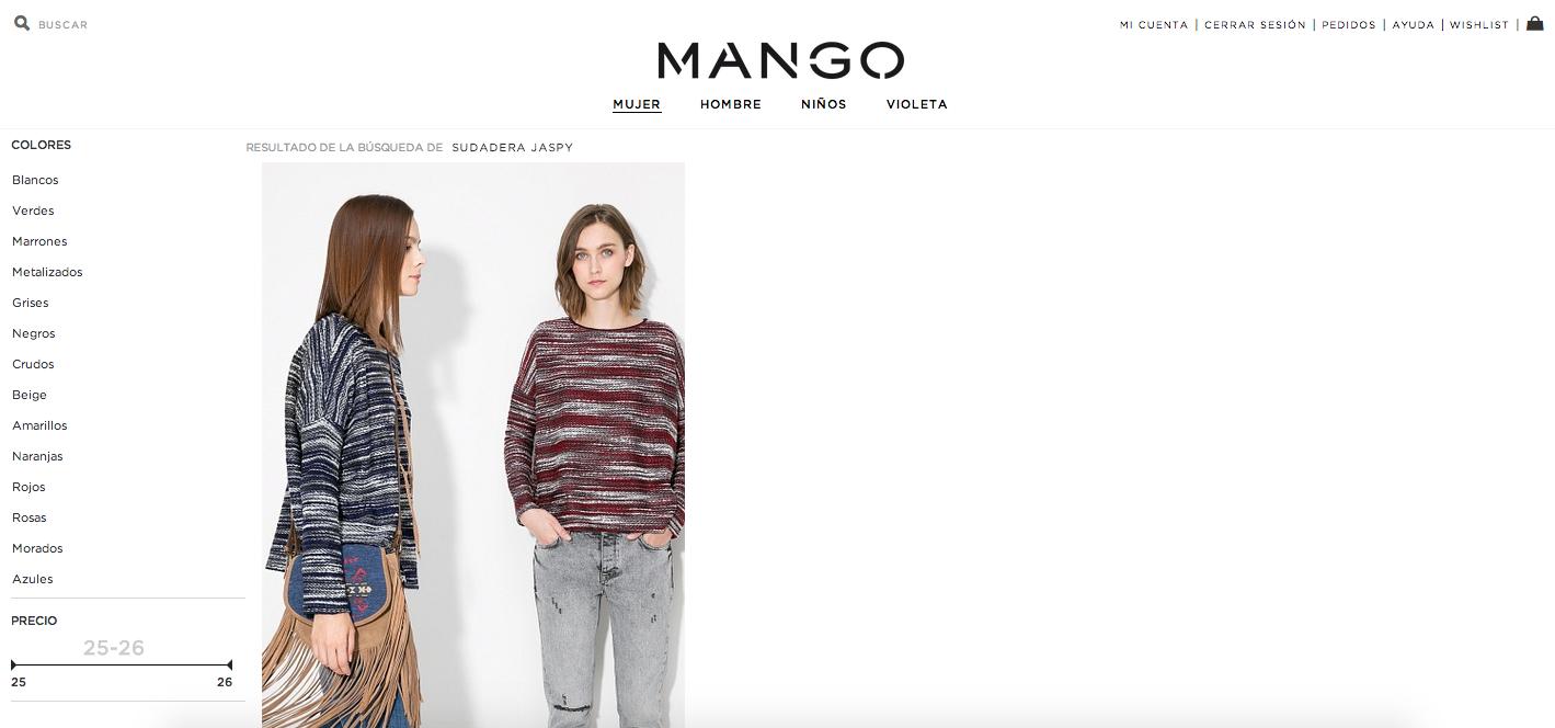 Mango Online De