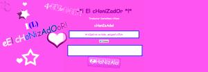 El cHoniZadOr