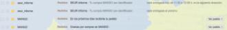 Emails Mango Envío a Casa