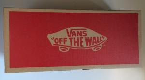 Caja Vans - Vans