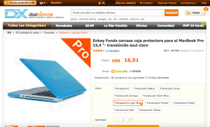 Carcasa-MacBook-Pro-15,4'---DealeXtreme