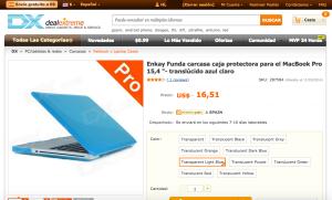 Carcasa-MacBook-Pro-15,4'---DealeXtreme