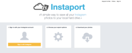Inicio - Instaport