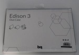 Duo Case Edison 3 por detrás (Empaquetada)- Media Markt
