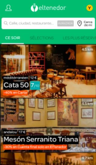 El-Tenedor-App