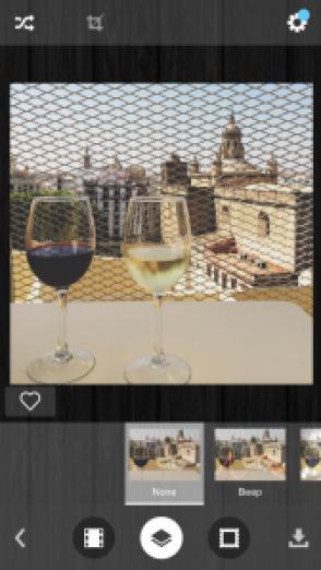 Overlay - Pixlr O Matic